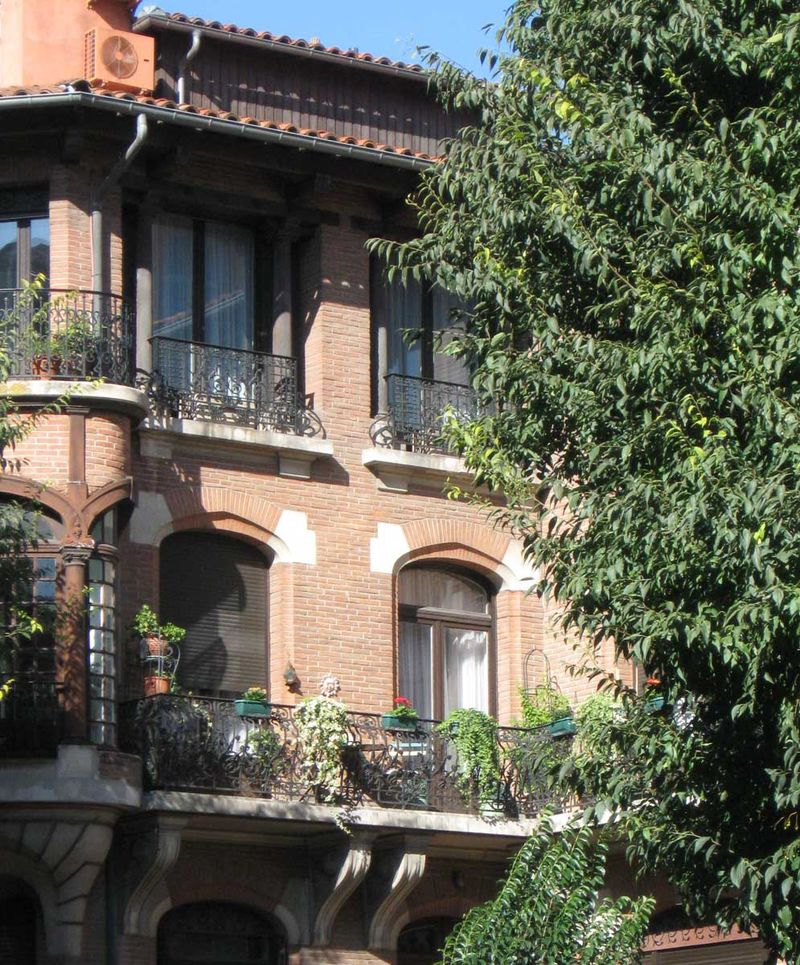 BalconyToulouse