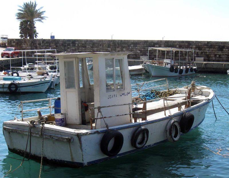 LebaneseFishingBoat